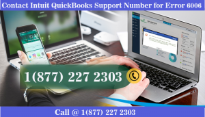 Contact Intuit QuickBooks Support Number for error 6006