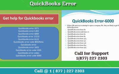QuickBooks intuit support for com error in QuickBooks Desktop