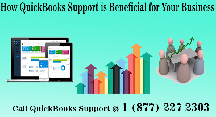 How QuickBooks Support is Beneficial for Your Establishment