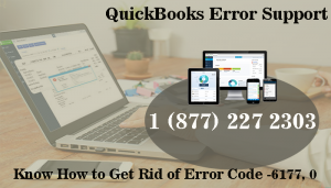 quickbooks error code 6177