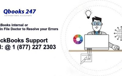 QuickBooks Internal or Built-in File Doctor to Resolve your Errors