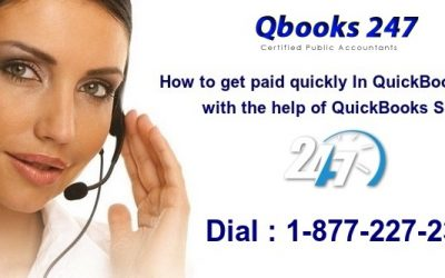 How to get paid quickly In QuickBooks with the help of QuickBooks Support