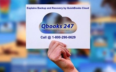 QuickBooks Technical Support Explains Backup and Recovery by QuickBooks Cloud